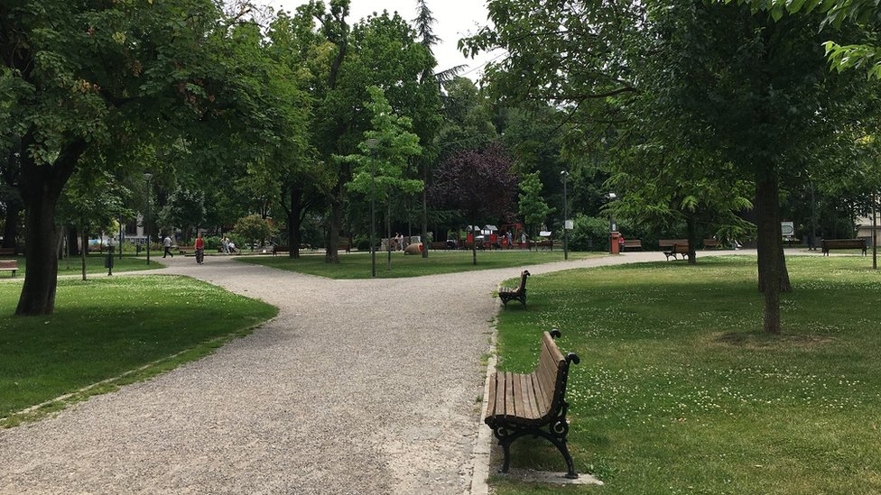 Pionirski park