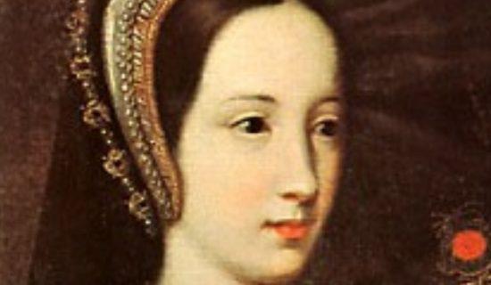 Marija Tudor - silom kraljica 9