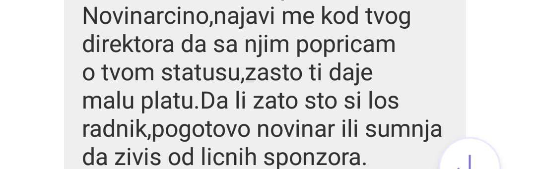 Uvrede novinarki Danasa zbog teksta o Srbijaputu 2