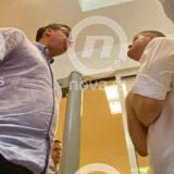 Jeremić i Vučić na ivici incidenta u Predsedništvu 11
