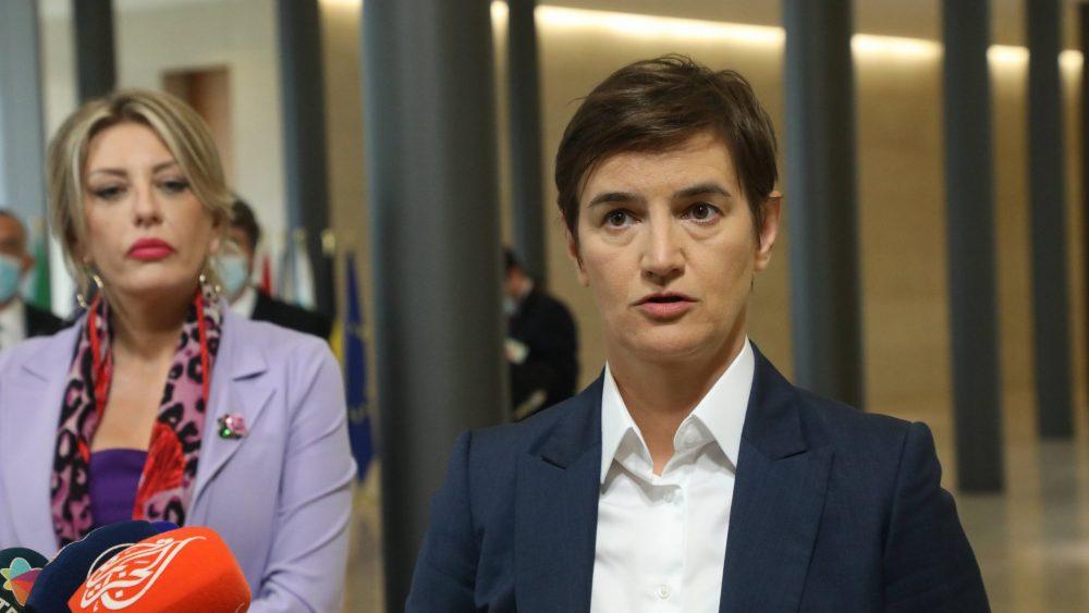 Ana Brnabić se pohvalila poglavljima otvorenim pre pet godina 1