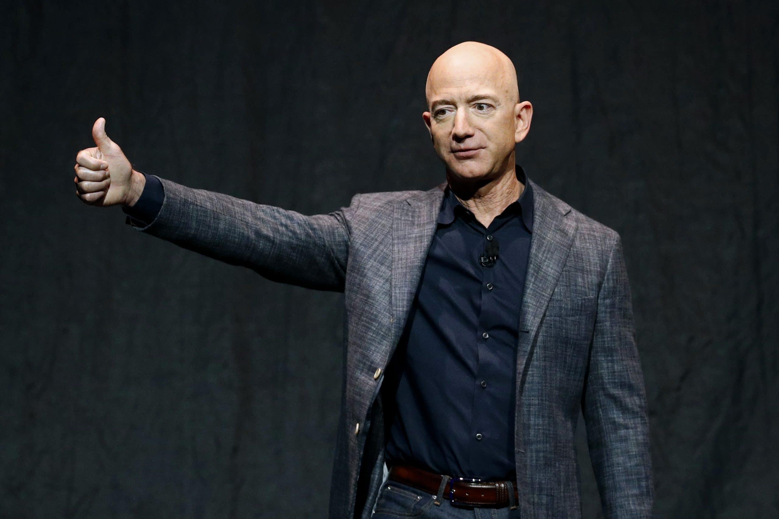 Osnivač Amazona leti u svemir 1