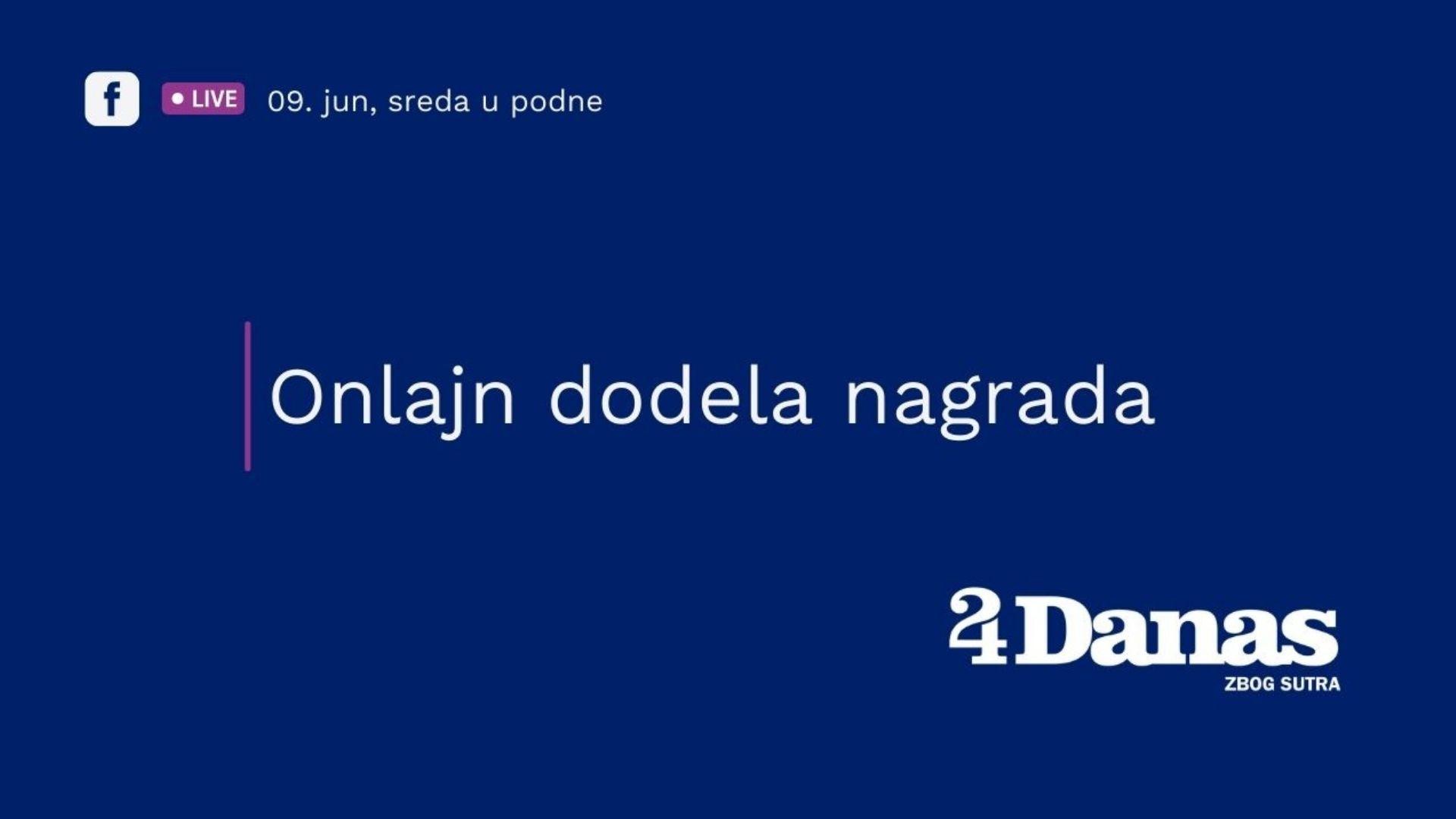 "Obućini nagrada ""Stanislav Marinković"", Mariji Stojanović ""Nikola Burzan"" 4"