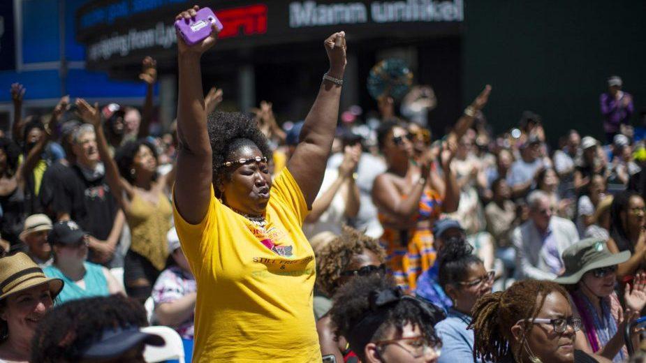 Širom SAD obeležen novi državni praznik Džuntint kojim se slavi okončanje ropstva (FOTO) 1