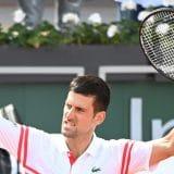 Novak posle uzbudljivog preokreta u četvrtfinalu Rolan Garosa 5
