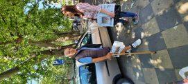 Novinari i urednici Danasa delili rođendanski broj na ulicama više gradova (FOTO) 25