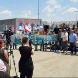 Zrenjanin: Veliki protest ispred Linglonga, protestanti traže poštovanje zakona i očuvanje životne sredine 12
