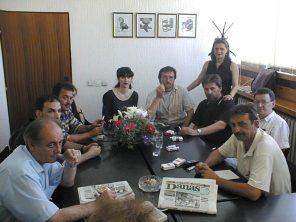 Kako smo pripremali prvi broj Danasa: Smejao nam se ceo Beograd (FOTO) 7
