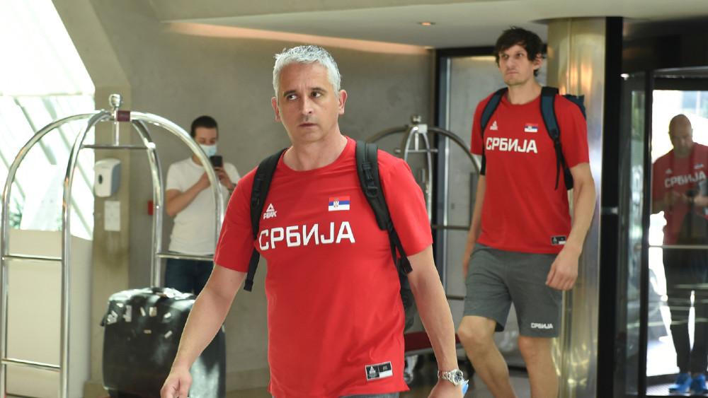 U Atini danas košarkaši Srbije startuju na Akropolis kupu 16