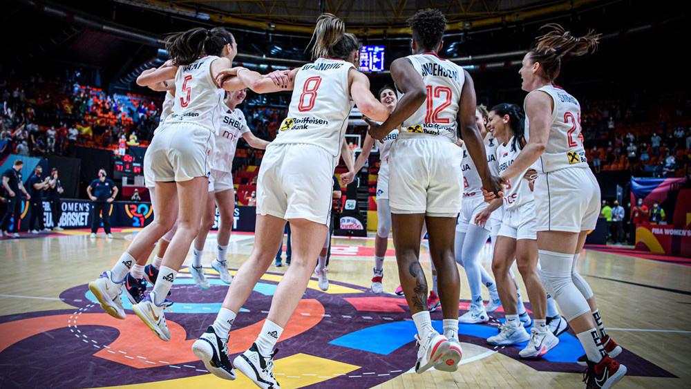 Košarkašice Srbije pobedom otvorile takmičenje u Tokiju 1