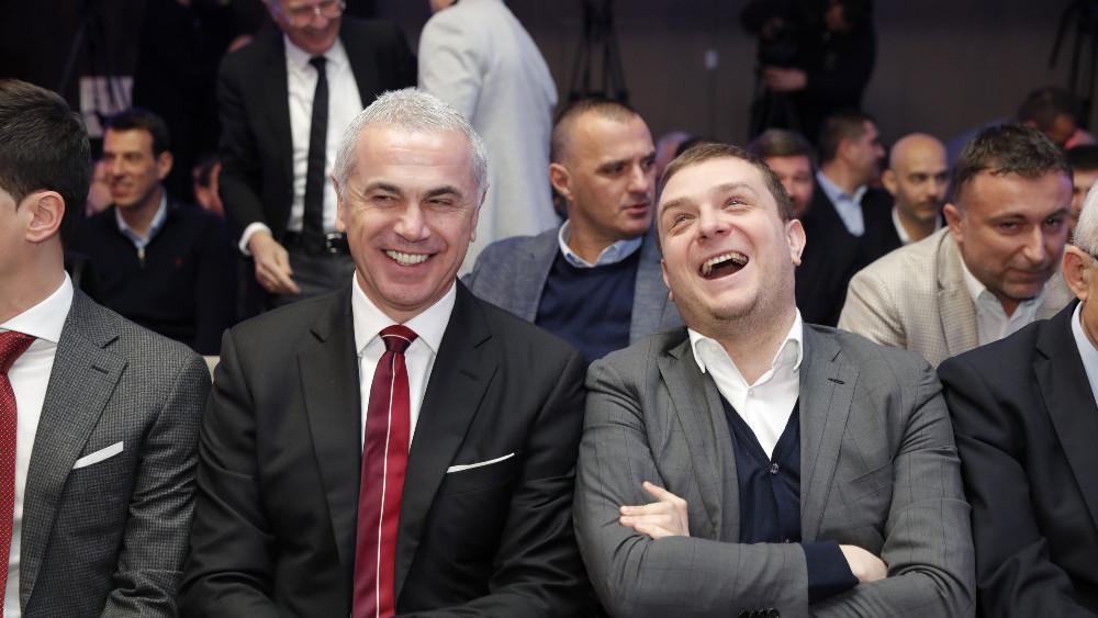 """Može li biti slučajno iznenadno """"zajedništvo"""" večito zavađenih Zvezde i Partizana? 1"""