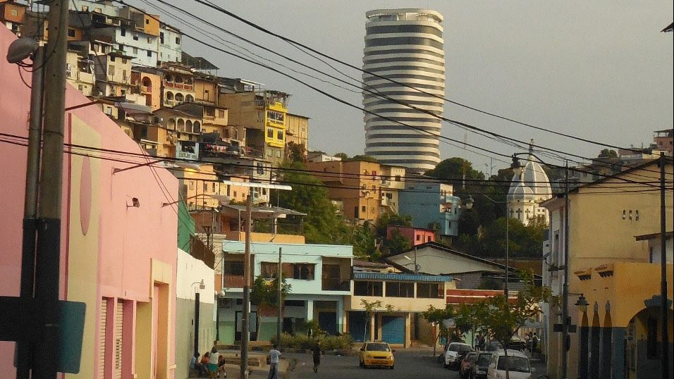 Ekvador: Predah u Gvajakilu, biseru Pacifika 1