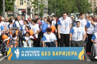Stojka i Jovanović pobednici 34. Beogradskog maratona 22