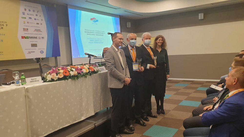 """Održana 16. međunarodna konferencija """"Bezbednost saobraćaja u lokalnoj zajednici"""" 1"""