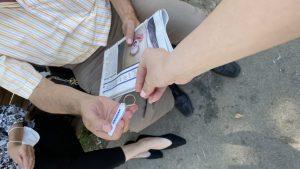 Novinari i urednici Danasa delili rođendanski broj na ulicama više gradova (FOTO) 27