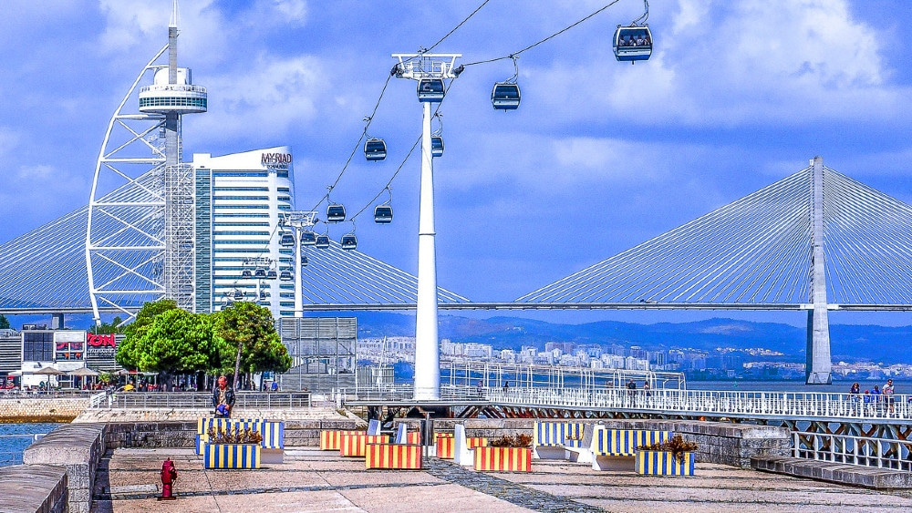 Lisabon (2): Prisustvo trećeg sveta 1