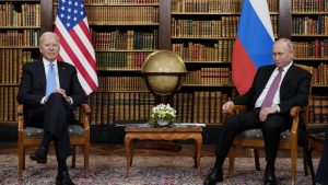 Završena prva runda razgovora Bajden-Putin 1