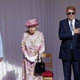 Bajden na čaju kod Kraljice u dvorcu Vindzor 9