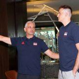 Počelo okupljanje košarkaša Srbije pred Olimpijski kvalifikacioni turnir 6