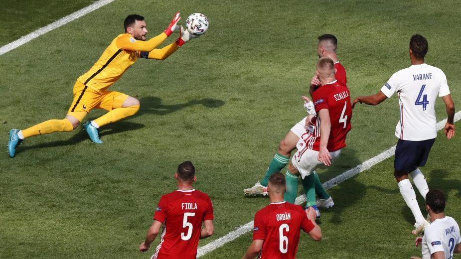 Mađarska izborila bod protiv Francuske 16