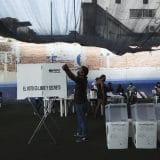 Odrubljene ljudske glave na dva biračka mesta u Meksiku 1