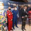 Ruski kosmonauti zatvorili izložbu Srpska i ruska filatelija o kosmosu 17