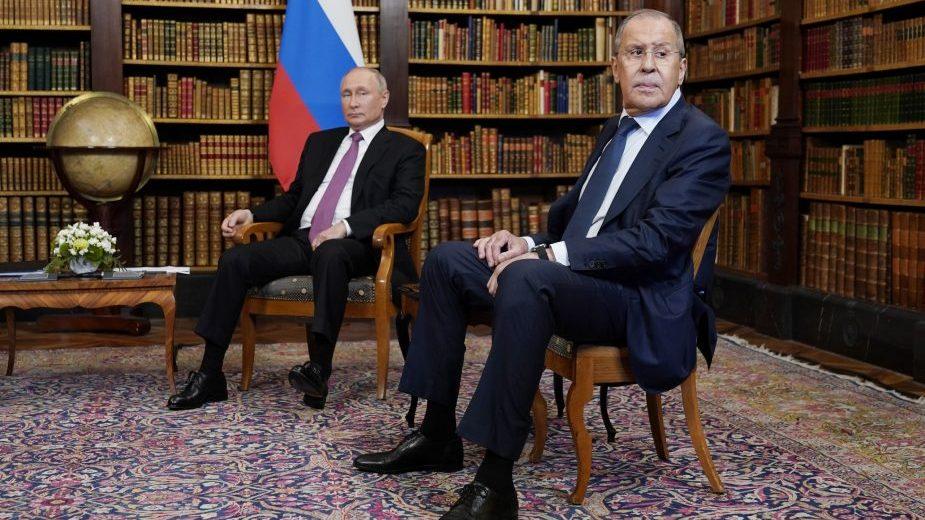 Putin postavio Lavrova i Šojgua na čelo izborne liste Jedinstvene Rusije 1