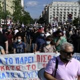 Štrajk u Grčkoj zbog novog zakona o radu 11
