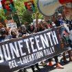 U SAD 19. jun proglašen praznikom u znak sećanja na kraj ropstva 17