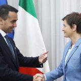 Brnabić i Luiđi di Majo: Bez jake Italije ni Srbija ne može biti jaka 11
