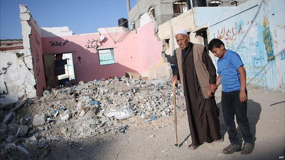 Izrael je vodio četiri velika sukoba sa militantima u Gazi