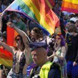 "Hiljade ljudi u Varšavi na ""Paradi ponosa"" (FOTO) 8"