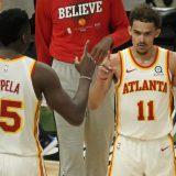Atlanta povela protiv Milvokija u finalu Istočne konferencije, 48 poena Janga 11