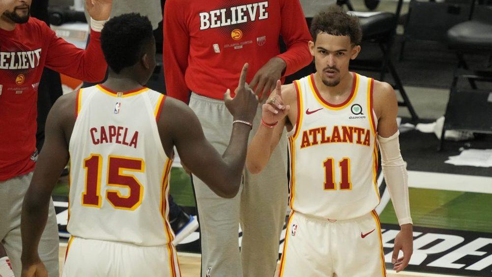 Atlanta povela protiv Milvokija u finalu Istočne konferencije, 48 poena Janga 1