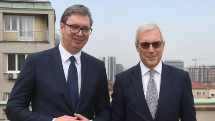 Vučić i zamenik ministra inostranih poslova Rusije: Visok stepen međusobnog razumevanja 1