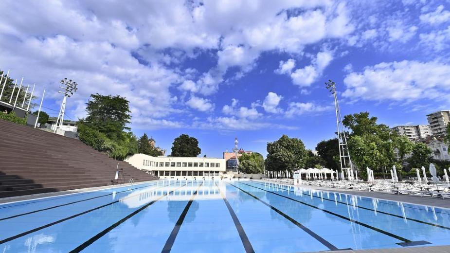 Vesić: Gradski bazeni spremni za leto, u Tašmajdan uloženo više od milion evra (FOTO) 1
