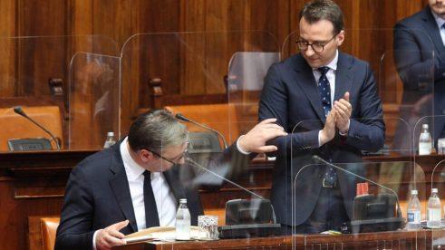 Vučić: Kompromisno rešenje za Kosovo je jedino moguće, šta je kompromis – ne znam 8