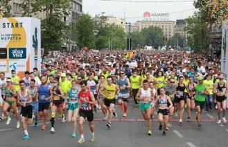 Stojka i Jovanović pobednici 34. Beogradskog maratona 27