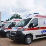 SAD donirale Srbiji šest ambulantnih vozila u okviru zajedničke borbe protiv korone 12