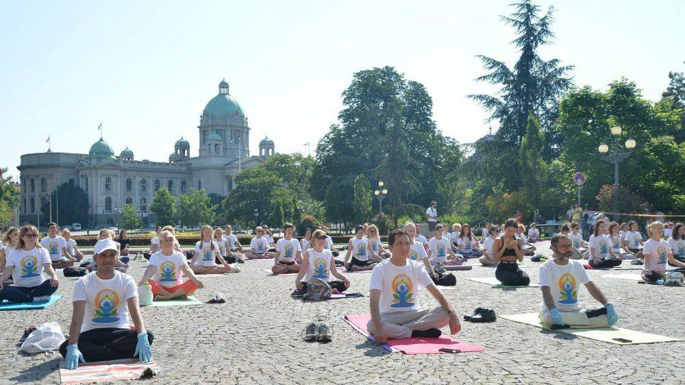 Međunarodni dan joge se vraća na Kalemegdan 1