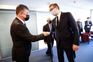 Vučić: Rekao sam da nikad nećemo priznati Kosovo i onda se Kurti detonirao (FOTO) 2