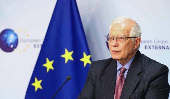 Borel poručio Beogradu i Prištini da su neprihvatljive dodatne provokacije na severu Kosova 13