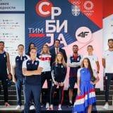 Predstavljena kolekcija olimpijskog tima Srbije za Tokio 11
