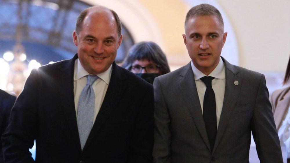 Britanska ambasada: U dokumentu potpisanom sa Srbijom ne pominje se bilo koja druga država 1