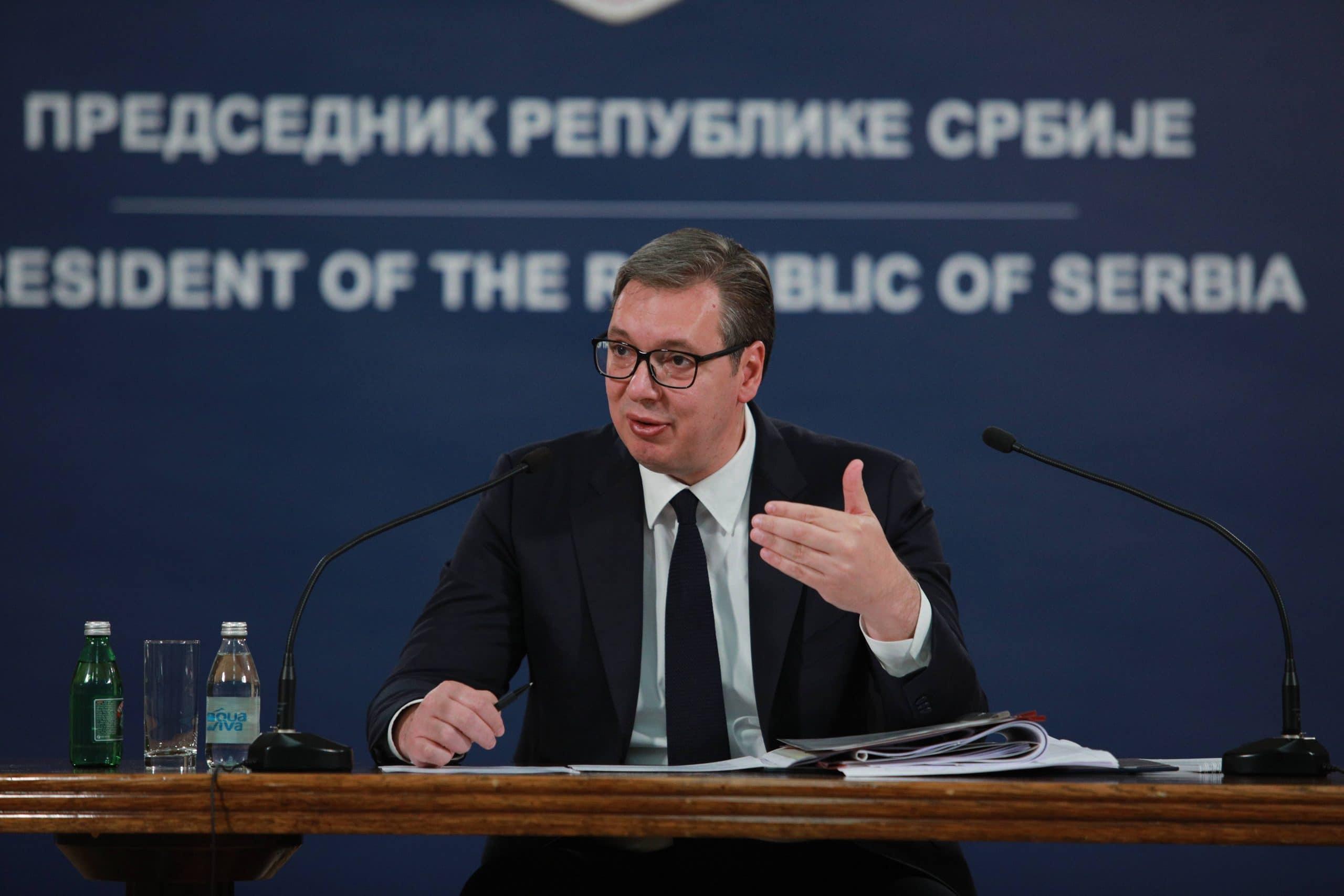 Vučić: Članice SB UN koje nas kritikuju za nesaradnju s Hagom primenjuju dvostruke aršine 1