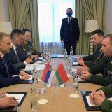 Stefanović razgovarao u Moskvi sa ministrom odbrane Belorusije o saradnji 10