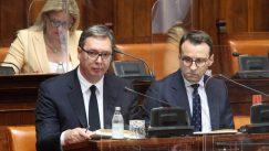 Vučić: Kompromisno rešenje za Kosovo je jedino moguće, šta je kompromis – ne znam 3