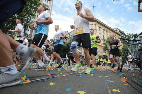 Stojka i Jovanović pobednici 34. Beogradskog maratona 35