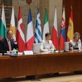Brnabić s Delegacijom EU u Srbiji i ambasadorima o ubrzanju evropskog puta 12
