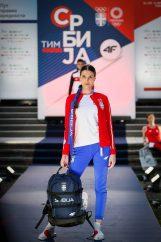 Predstavljena kolekcija olimpijskog tima Srbije za Tokio 9